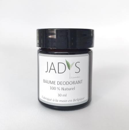 Baume Déodorant van Jadys Cosmetics