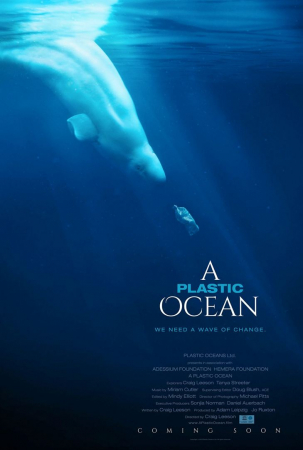 A plastic ocean – documentaire – 2019