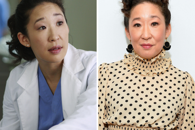 Cristina Yang – Sandra Oh (saisons 1 à 10)