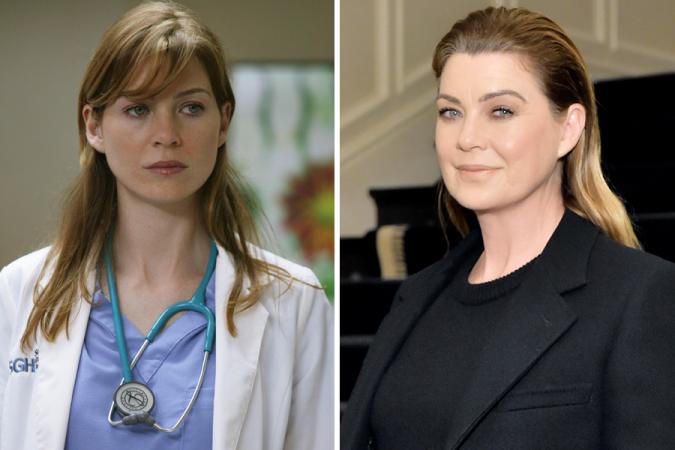 Meredith Grey – Ellen Pompeo (saisons 1 à 16)