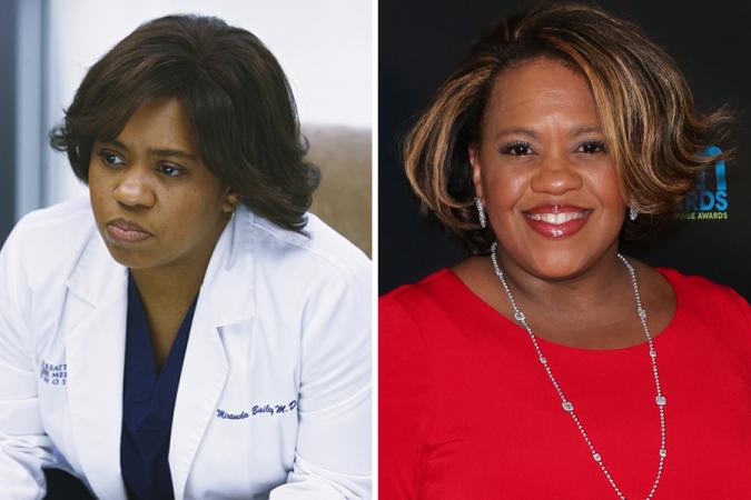 Dr Miranda Bailey – Chandra Wilson (saisons 1 à 16)
