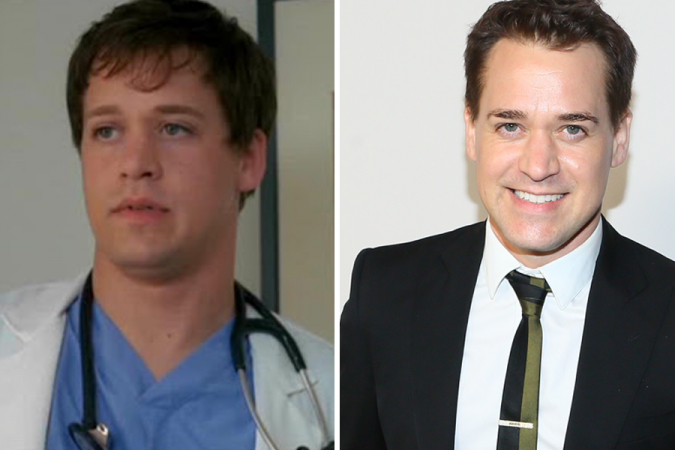 George O'Malley – T.R. Knight (saisons 1 à 5)