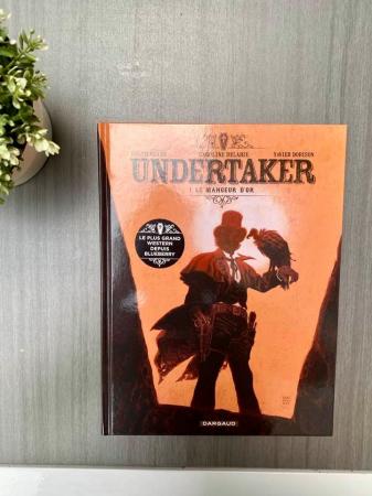 """Pour les fans de westerns: """"Undertaker"""""""