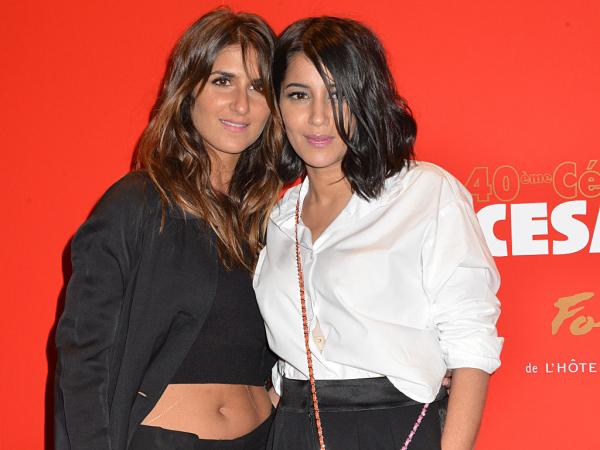 Géraldine Nakache et Leila Bekhti