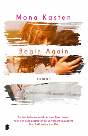 'Begin Again' van Mona Kasten
