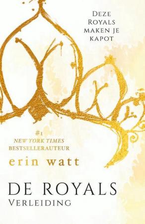 'De Royals – Verleiding' van Erin Watt