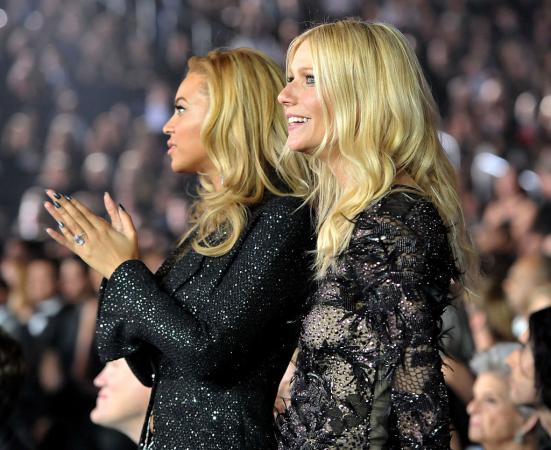 Beyoncé et Gwyneth Paltrow