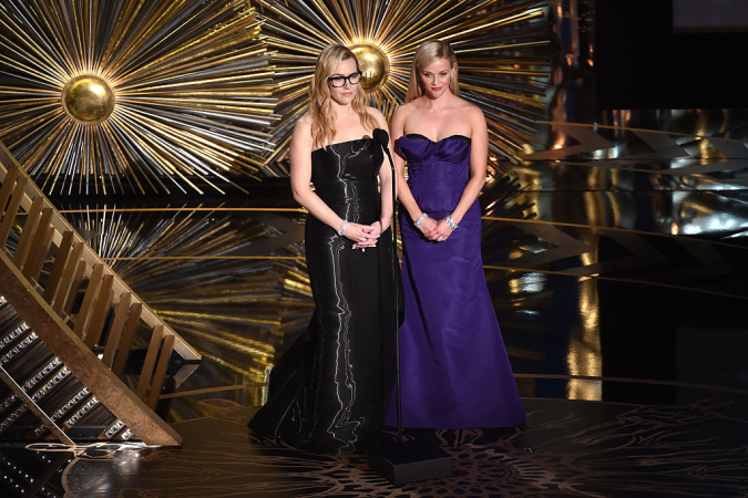 Kate Winslet et Reese Witherspoon