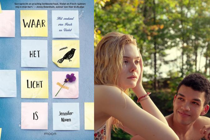 'Waar het licht is' van Jennifer Niven (All The Bright Places)