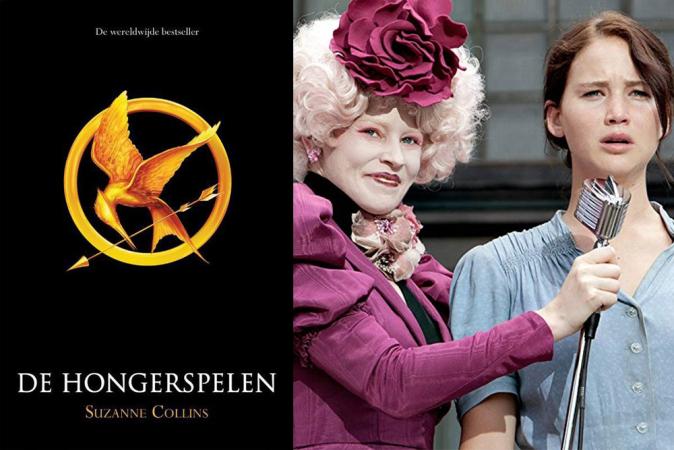 'De Hongerspelen' van Suzanne Collins (The Hunger Games)