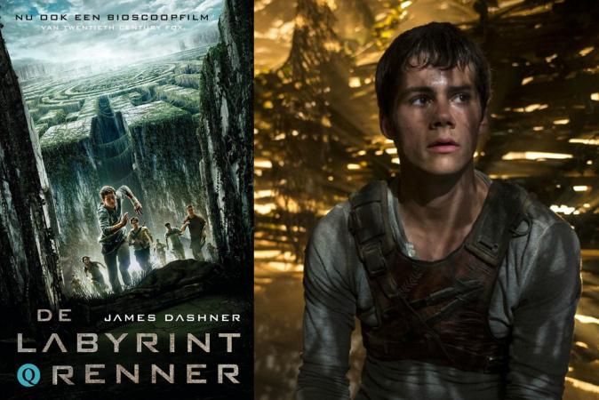 'De Labyrintrenner' van James Dashner (The Maze Runner)