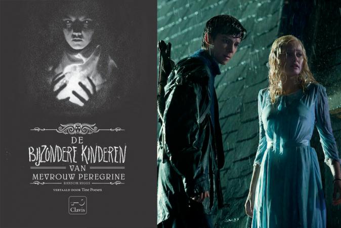'De bijzondere kinderen van Miss Peregrine' van Ransom Riggs (Miss Peregrine's Home For Peculiar Children)