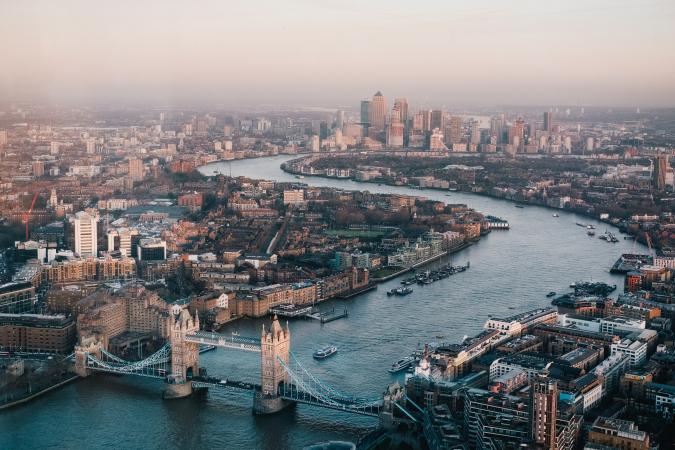 3. Londen