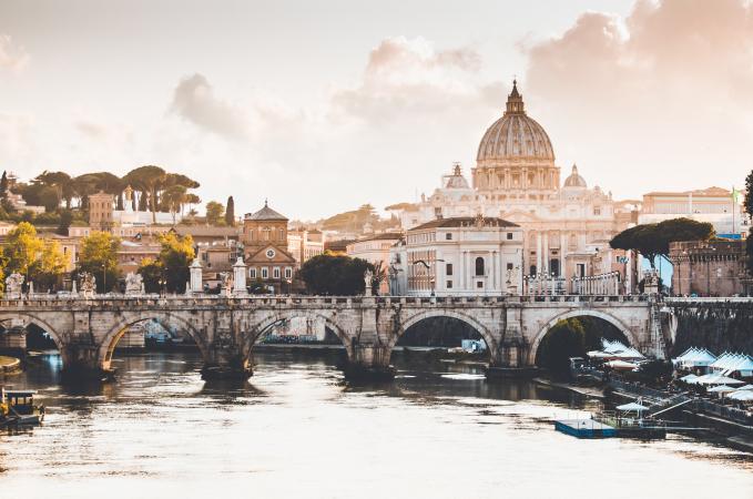 9. Rome