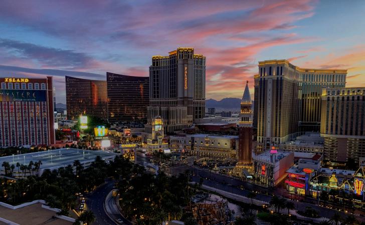 10. Las Vegas