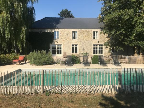 Gezellig vakantiehuis in Geldenaken (Wallonië)