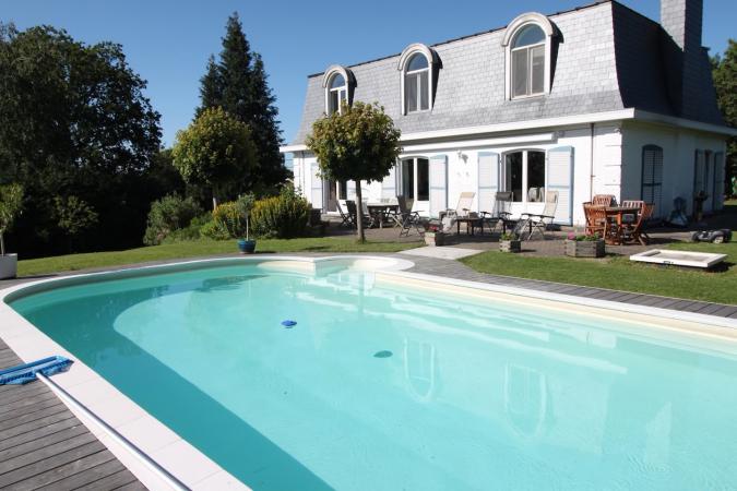 Klassieke villa in Jalhay (Wallonië)
