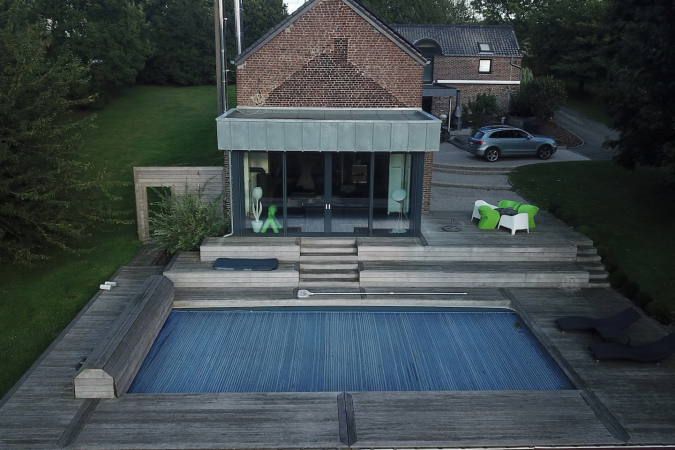 Prachtig landhuis in Flémalle (Wallonië)