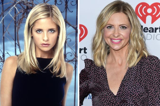 Buffy Summers – Sarah Michelle Gellar
