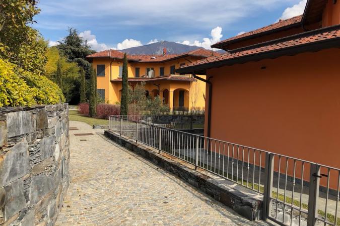Appartement midden in de natuur van Bellagio, Italië