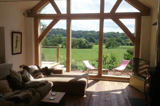 Grange anglaise – Devon (Angleterre)