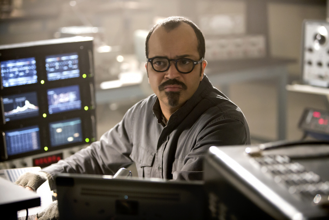 Jeffrey Wright dans « Hunger Games »