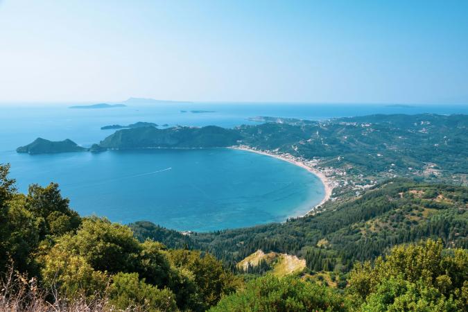 Corfu, Griekenland