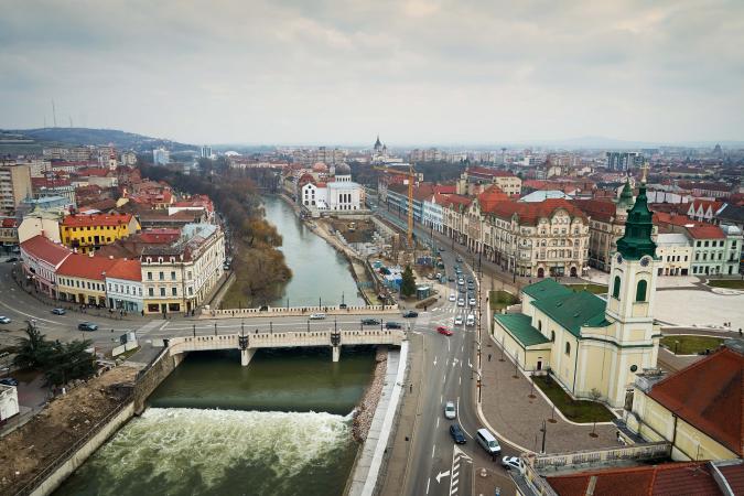 Oradea, Roemenië