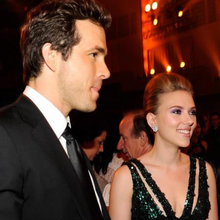 Scarlett Johansson et Ryan Reynolds