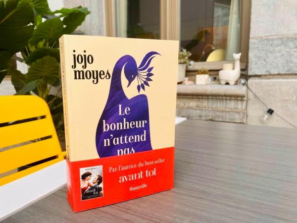 «Le bonheur n'attend pas» – Jojo Moyes