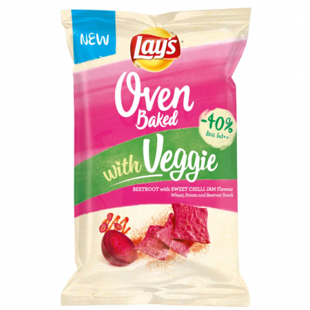 Chips Lay's Oven Baked