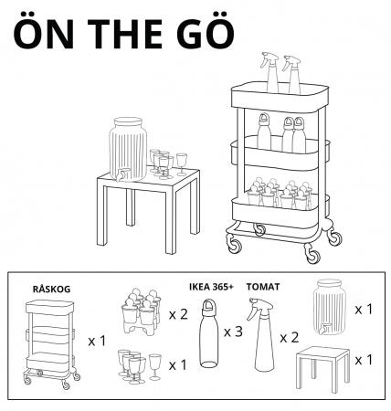 ÖN THE GÖ : pour rester hydraté partout