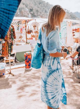 Een easy breezy sarong