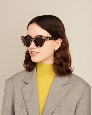 Een sexy zonnebril