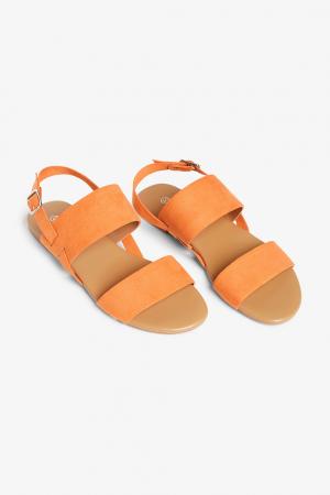 Een paar comfy sandalen