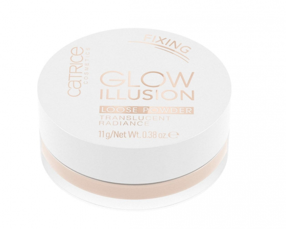 Glow Illusion Translucent Loose Powder