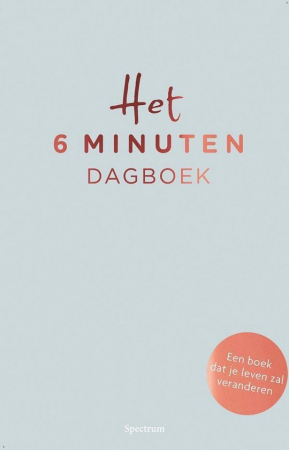 'Het 6minuten dagboek'