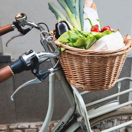Panier vélo