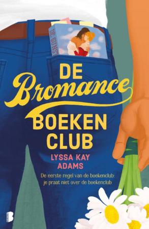 De bromance boekenclub –Lyssa Kay Adams