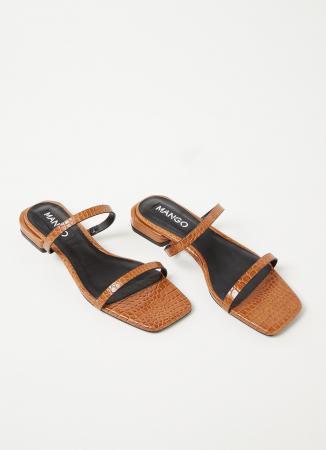 Croco sandalen