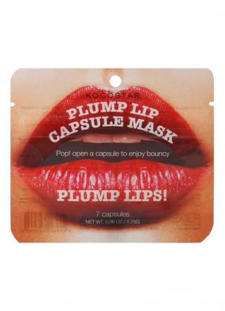 Plump Lip Capsule Mask Pouch