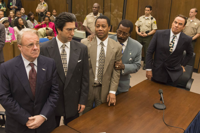 The People vs. O.J. Simpson (2016)