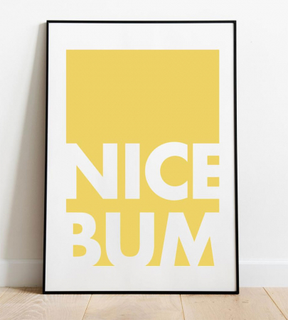 Nice bum