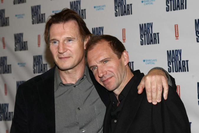 Liam Neeson – Ralph Fiennes ('Schindler's List')