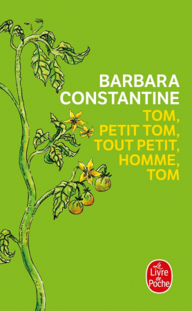 """Tom petit Tom tout petit homme Tom"" – Barbara Constantine"
