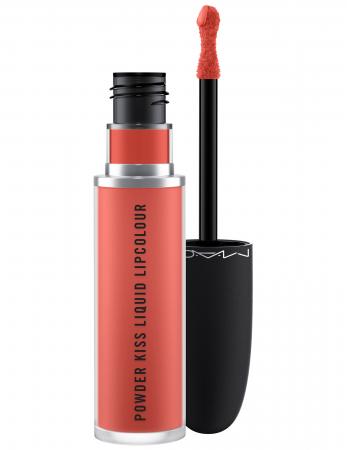 Powder Kiss Liquid Lipstick 'Crossfade'