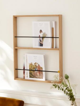 Wandrek voor tijdschriften