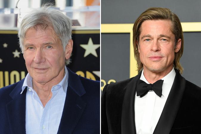 Harrison Ford et Brad Pitt – Ennemis Rapprochés