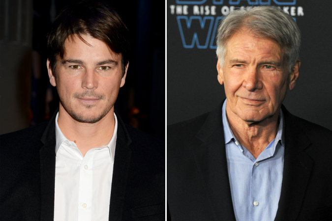Josh Hartnett et Harrison Ford – Hollywood Homicide