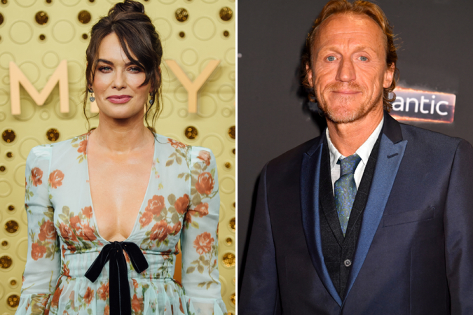 Lena Headey et Jerome Flynn – Game of Thrones